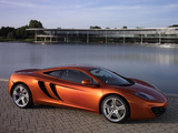 McLaren MP4-12C Prototype 2009–10 photos