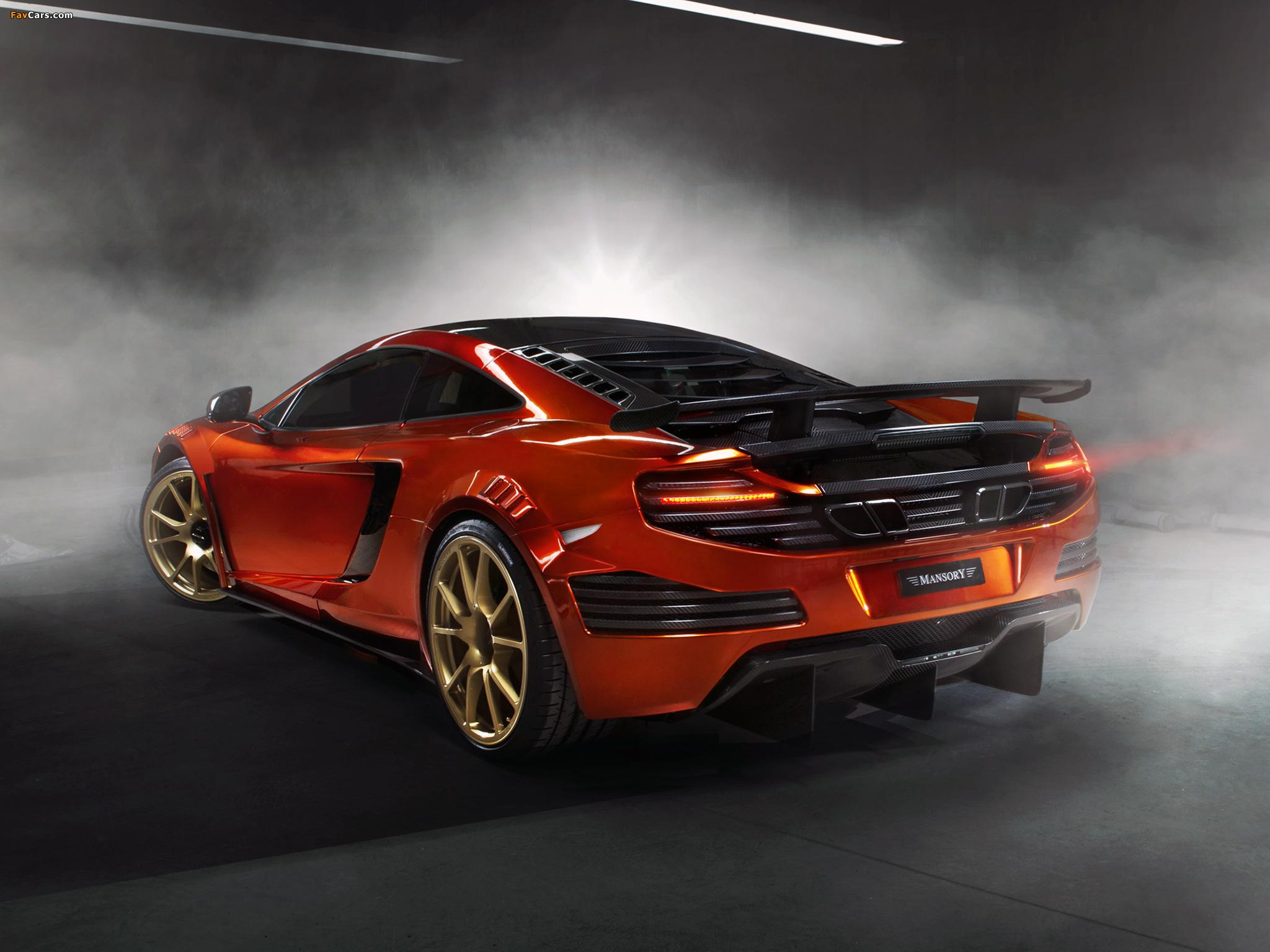 McLaren тюнинг  № 3101116 без смс