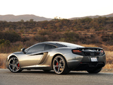 Pictures of Hennessey McLaren MP4-12C HPE700 2013