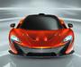 McLaren P1 Concept 2012 photos