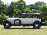 Pictures of Mercedes 15/70/100 HP Tourer 1924–29