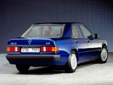 Mercedes-Benz 190 E 2.3 Avantgarde Azzurro (W201) 1992 wallpapers