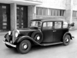 Mercedes-Benz 260D Landaulet (W138) 1936 photos