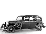 Photos of Mercedes-Benz 260D Pullman Limousine (W138) 1936