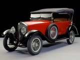 Mercedes 6/25/40 HP Saloon 1921–24 images