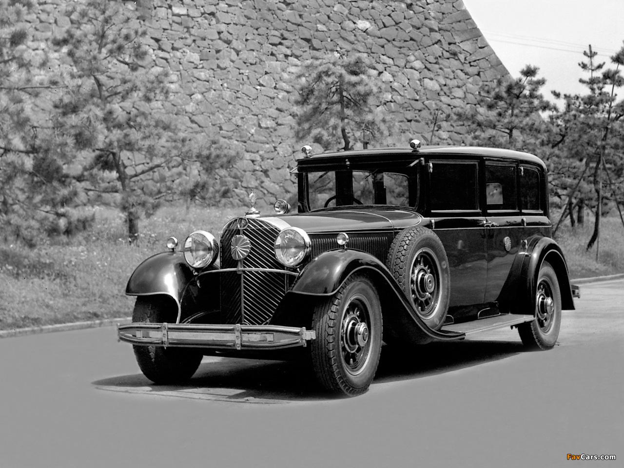 Photos of mercedes benz 770 grand mercedes w07 1930 38 for Mercedes benz 770