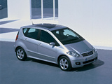 Images of Mercedes-Benz A 200 CDI 5-door (W169) 2004–08