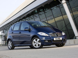 Images of Mercedes-Benz A 180 CDI 5-door UK-spec (W169) 2008–12