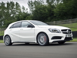 Images of Mercedes-Benz A 45 AMG UK-spec (W176) 2013