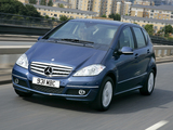 Mercedes-Benz A 180 CDI 5-door UK-spec (W169) 2008–12 pictures