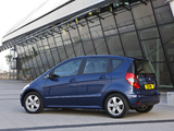 Photos of Mercedes-Benz A 180 CDI 5-door UK-spec (W169) 2008–12