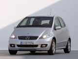 Pictures of Mercedes-Benz A 200 CDI 5-door (W169) 2004–08