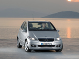 Mercedes-Benz A 200 CDI 5-door (W169) 2004–08 wallpapers