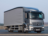 Mercedes-Benz Antos 1824 UK-spec 2013 photos
