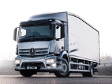 Mercedes-Benz Antos 1824 UK-spec 2013 wallpapers