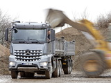 Mercedes-Benz Arocs 3348 2013 images