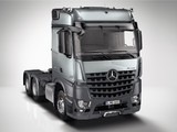 Mercedes-Benz Arocs 2561 2013 photos