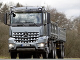 Mercedes-Benz Arocs 3348 2013 pictures