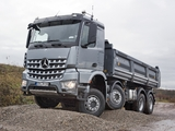 Mercedes-Benz Arocs 3245 2013 wallpapers