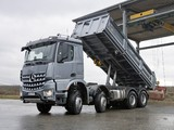 Photos of Mercedes-Benz Arocs 3245 2013