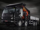 Mercedes-Benz Atego 2428 8x2 2011 wallpapers