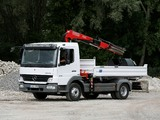 Wallpapers of Mercedes-Benz Atego 818 2005