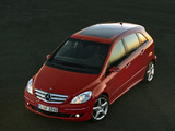 Images of Mercedes-Benz B 200 Turbo (W245) 2005–08