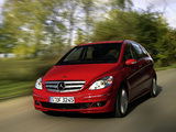 Mercedes-Benz B 200 Turbo (W245) 2005–08 pictures