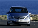 Photos of Mercedes-Benz B 200 CDI (W245) 2005–08