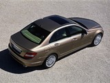 Images of Mercedes-Benz C 350 (W204) 2007–11