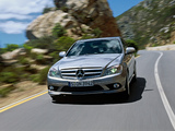Images of Mercedes-Benz C 320 CDI Sport (W204) 2007–11