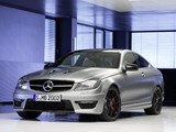 Images of Mercedes-Benz C 63 AMG Coupe Edition 507 (C204) 2013