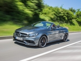Images of Mercedes-AMG C 63 S Cabriolet (A205) 2016