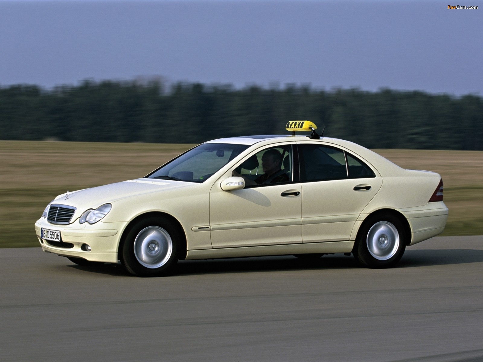 images of mercedes benz c klasse taxi w203 2000 05. Black Bedroom Furniture Sets. Home Design Ideas