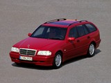 Mercedes-Benz C 200 Estate (S202) 1996–2000 pictures