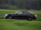 Edo Competition Mercedes-Benz C 63 AMG (W204) 2009–11 photos