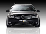 Piecha Design Mercedes-Benz C30 Estate (S204) 2009 wallpapers