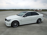 Avus Performance Mercedes-Benz C 63 AMG (W204) 2009–11 wallpapers