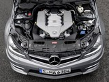Mercedes-Benz C 63 AMG Estate (S204) 2011 photos