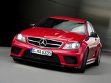 Mercedes-Benz C 63 AMG Black Series Coupe (C204) 2011 photos