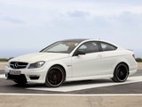 Mercedes-Benz C 63 AMG Coupe (C204) 2011 photos