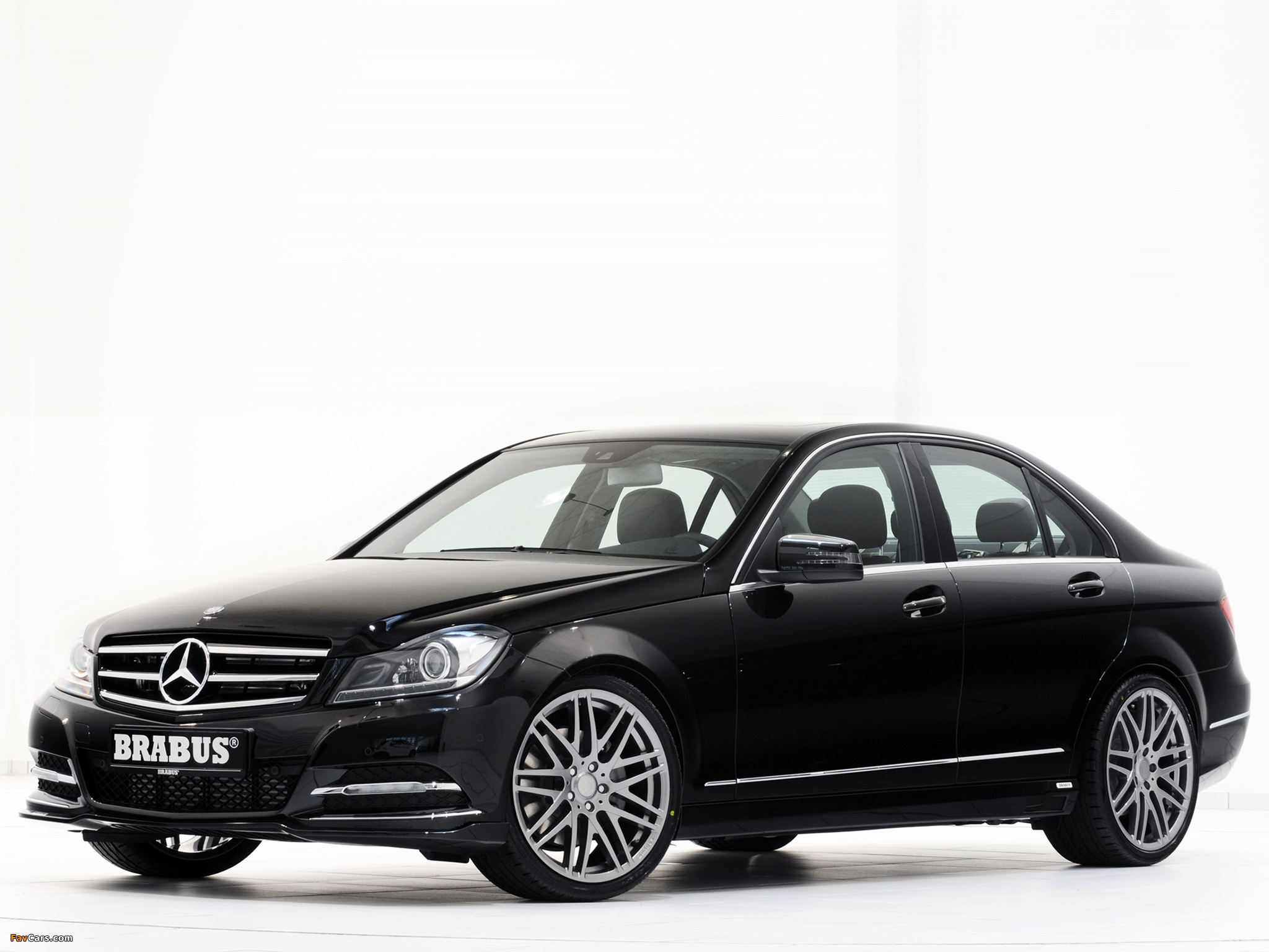 brabus mercedes benz c klasse w204 2011 wallpapers 2048x1536. Black Bedroom Furniture Sets. Home Design Ideas