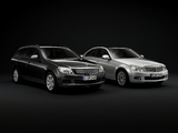 Mercedes-Benz C-Klasse 203 wallpapers