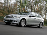 Photos of Mercedes-Benz C 180 Kompressor Estate UK-spec (S204) 2008–11