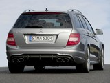 Photos of Mercedes-Benz C 63 AMG Estate (S204) 2011
