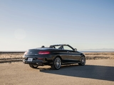 Photos of Mercedes-Benz C 300 4MATIC Cabriolet AMG Line North America (C205) 2016