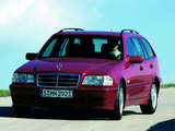 Pictures of Mercedes-Benz C 200 Estate (S202) 1996–2000