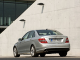 Pictures of Mercedes-Benz C 250 CDI BlueEfficiency Sport (W204) 2008–11