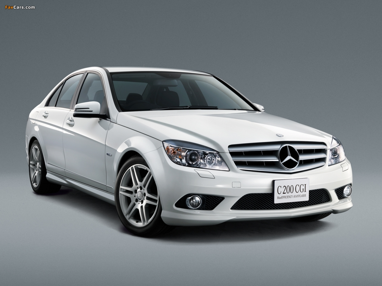 pictures of mercedes benz c 200 cgi sport jp spec w204. Cars Review. Best American Auto & Cars Review