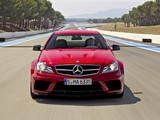 Pictures of Mercedes-Benz C 63 AMG Black Series Coupe (C204) 2011